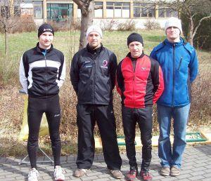 Ostritzer Frühlingslauf 2012