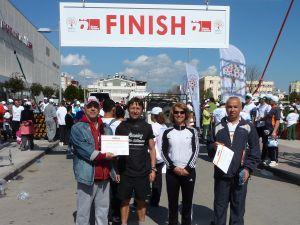 Antalya Marathon 2013